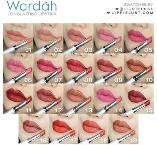 Lipstik longlasting