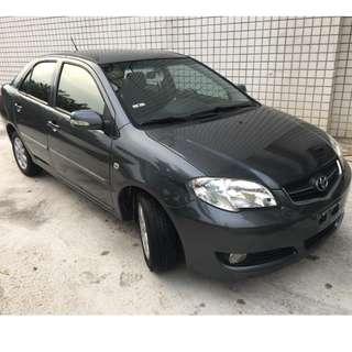 瑋哥車坊 2010年 Toyota VIOS 1.5CC 頂級 選配 保證實車實價16.8萬 一手車 非自售