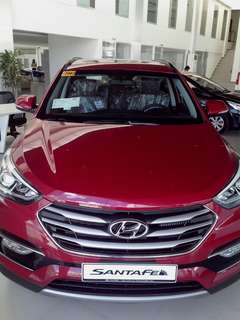 Brand New Hyundai Santa Fe 2018 Year Model!