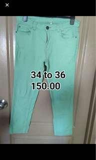 Mint Green Plus Size Pants 😍🖤