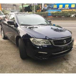 瑋哥車坊 2012年 Mitsubishi LancerFortis 1.8L快撥頂級版 實車實價只要 22.8萬!!一手車 非自用