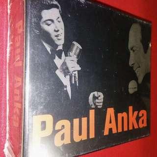 Paul Anka-4 CD Collection Box Set