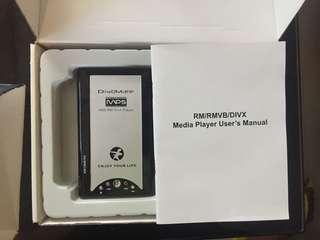 """Portable Media Player using 2.5""""SATA HDD"""