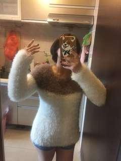 韓版保暖毛衣加厚