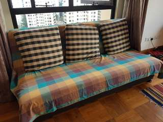 Sofa Bed- for free