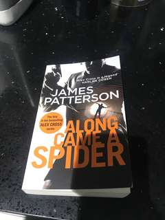 James Patterson - Along Came A Spider