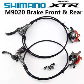 🆕! Shimano XTR M9020 Ultimate MTB Enduro/Trail Race Hydraulic Brakes   ( Front and Rear )  #OK