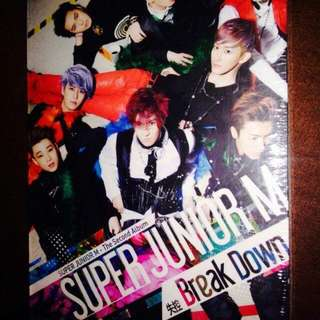 Super Junior M	Break Down [2nd Album]