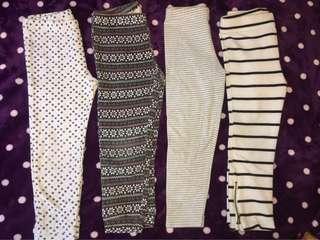 H&M Long Pants 3-4 years