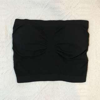 Bench Body Black Tube Midriff