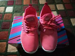 Kanza Shoes Pink