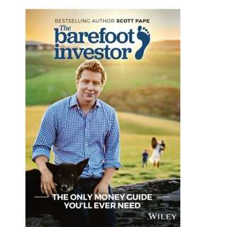 Ebook- The Barefoot Investor: The Only Money Guide You'll Ever Need