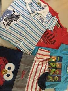 preloved shirts for boys