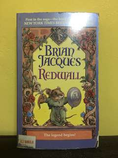 Redwall (The First in the Saga) by Brian Jacques