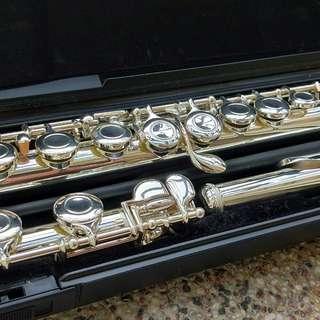 Yamaha YFL-211 長笛