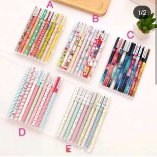 Happy day pens 10 pcs