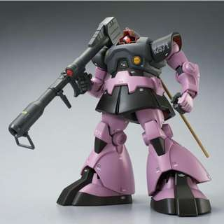 PB MG 1/100 MS-09 DOM (THE GRAVITY FRONT IMAGE COLOR Ver.)