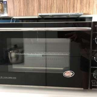 烘王電烤箱 保固內 9成以上ㄒㄧㄣ