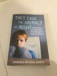 Autobiography book - They Cage The Animals At Night