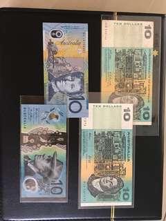 Australia 🇦🇺 banknotes