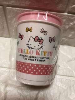 🚚 Kitty漱口杯、雙杯組