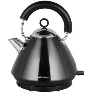 Morphy Richards Accents Traditional Kettle 102030 (Black) (Brand New)