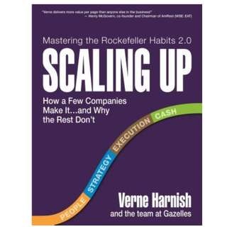 Ebook- Scaling Up: How a Few Companies Make It...and Why the Rest Don't