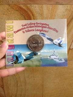 LIMA 2003 BANK NEGARA COIN