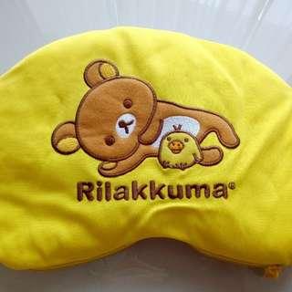 Rilakkuma pouch cushion