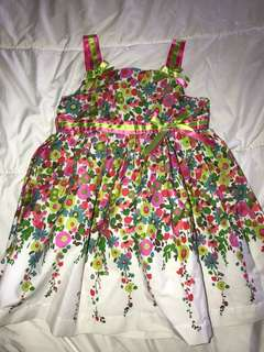 Heartworks US size 24mos Dainty Floral Dress