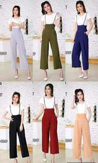 2 in 1 jumpsuit💞💞cotton fit to large