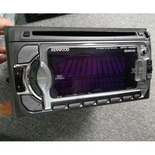 Kenwood DPX-4020 CD Player/Cassette Player In-Dash Receiver