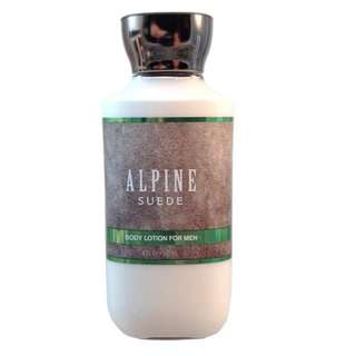 Bath & Body Works Alpine Suede Body Lotion For Men