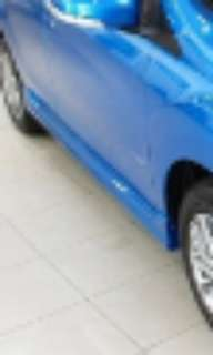 Side skirting bezza (biru)