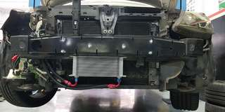 SUPERIOR VW Oil Cooler 19 Rows