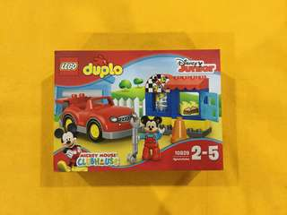 🆕LEGO DUPLO Mickey's Workshop 10829
