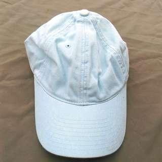 Legacy | 簡約 淺藍 百搭 素面 老帽 鴨舌帽 棒球帽