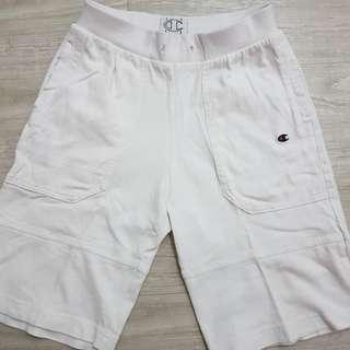 Champion冠軍 棉質短褲-S號(大童穿著)