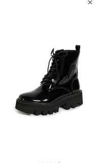 🚚 🔥近全新🔥Jeffery Campbell八孔真皮軍靴👻👻