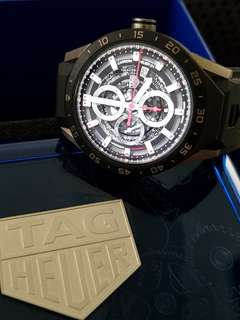 FINAL $888NETT!!! TAG HEUER CONNECTED MODULAR GEN 1. WITH INTEL CHIP THAT MADE TO LAST!!!