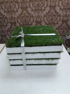 Grass Wedding Tray Foams For Sale