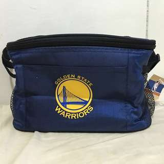 🦄50% OFF, BNWT Auth golden state warrior nba lunch bag