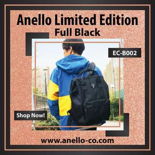 ANELLO Limited Edition (Full Black)