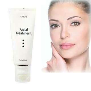 Preloved Erto's facial treatment