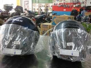 SWAN Helmet, promotion item sampai store habis