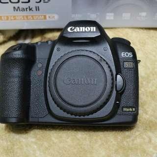 🚚 Canon Eos 5D Mark ll