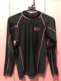 Ocean Pacific Rash Guard (pink)
