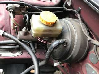 2006,2007,2008 Subaru Impreza TS brake master and booster pump