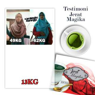 Jerat Magika - Slimming Coffee
