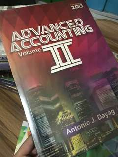 Adavance Accounting II